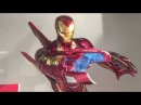 Prototype Preview S Hot Toys 1/6 Avengers Infinity War Iron Man