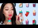 디어 달링 워터젤 틴트 Etude House ICE CREAM Dear Darling Water Gel Tint |Full Lip Swatches Review
