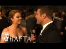 Florence Pugh Red Carpet Interview EE BAFTA Film Awards 2018