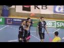 Highlights- 14. kolo: FbŠ Bohemians vs. Technology florbal MB 5:8