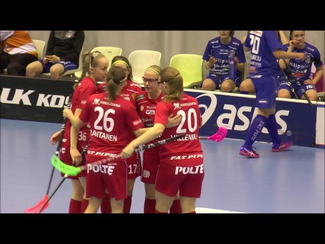 NST vs. Koovee Naiset (11.11.2017 / Lappeenranta) - Maalikooste