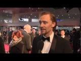 War Horse Royal Premiere Tom Hiddleston Interview