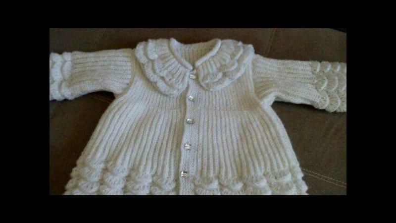 Baby knitting /bebek hırka modelleri