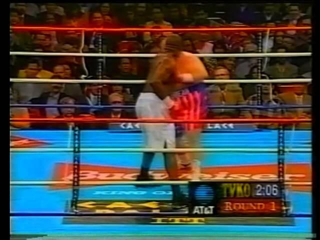 Butterbean vs Ed White 12.4.1997 - IBA Super Heavyweight Title