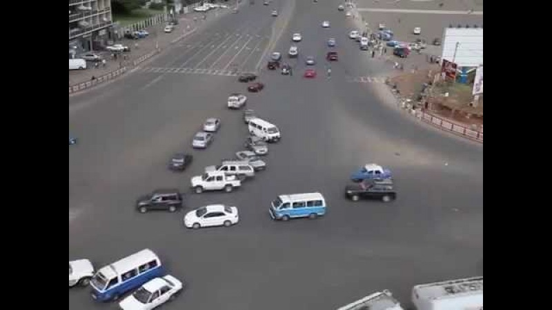 Ethiopia Without Traffic Lights