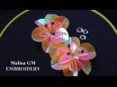 ВЫШИВКА: ЦВЕТЫ ИЗ ПАЙЕТОК \ EMBROIDERY: SEQUIN FLOWER