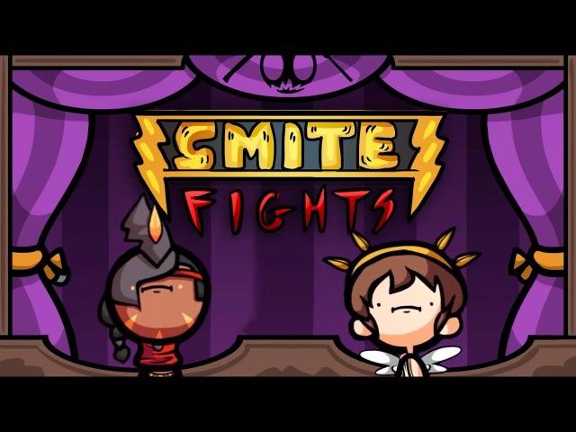 SMITE Fights 52 - Cupid vs. Hou Yi