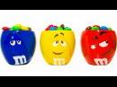 Развивающее видео для детей. Сюрпризы. Конфеты. Игрушки СМЕШАРИКИ МАША И МЕДВЕДЬ...