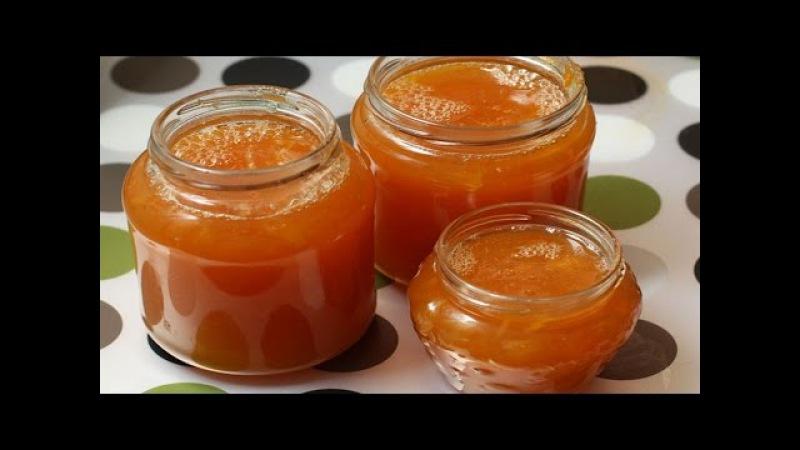 Апельсиновый Джем.Очень Вкусный Рецепт!