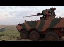 Brazil Army - VBTP-MR Guarani 6X6 Infantry Fighting Vehicle Field Training [1080p]