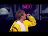 Justin Bieber - What Do You Mean, Let Me Love You &amp Sorry (Z100 Jingle Ball 2016)
