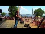 Гитарист Фестиваль красок Волгоград 2016