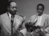 Charlie Parker, Coleman Hawkins, Buddy Rich, Hank Jones &amp Ray Brown