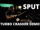 Robert Sput Searight - Meinl Turbo Crasher Drum Set Groove Demo