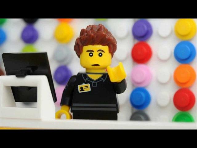 Как снять лего мультик Видео урок 1 Основы