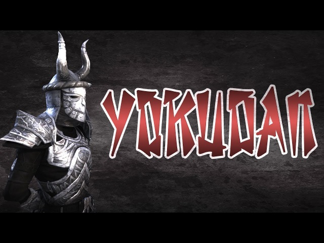 ESO Yokudan Motif - Armor Weapon Showcase of Yokudan Style in The Elder Scrolls Online