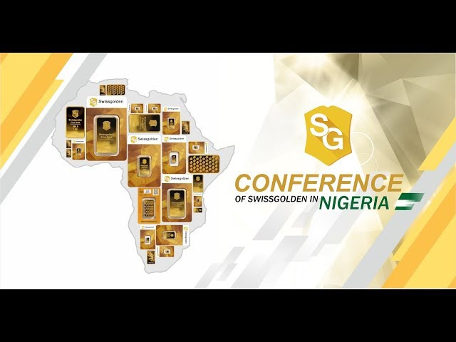 The Second International Swissgolden Conference in Nigeria