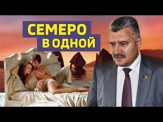 Чувашский министр - о половых партнёрах Алексей Казаков