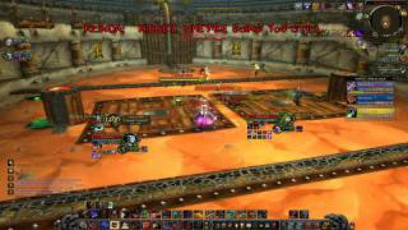 Klinda 8 Shadowmourne Warrior PvP Part 1
