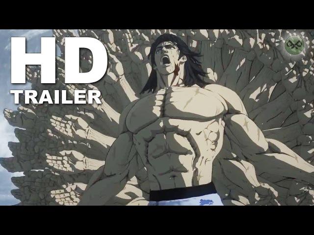 Souten no Ken (Fist of the Blue Sky) - Regenesis PV (FULL HD)
