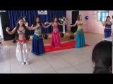Восточный танец красавиц!!!