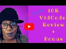 10K VidCode Review Marketing Toolbox Bonus