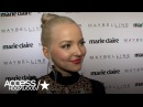 Dove Cameron On Going Public With Her Relationship: 'He's Very, Very Good To Me' | Access Hollywood