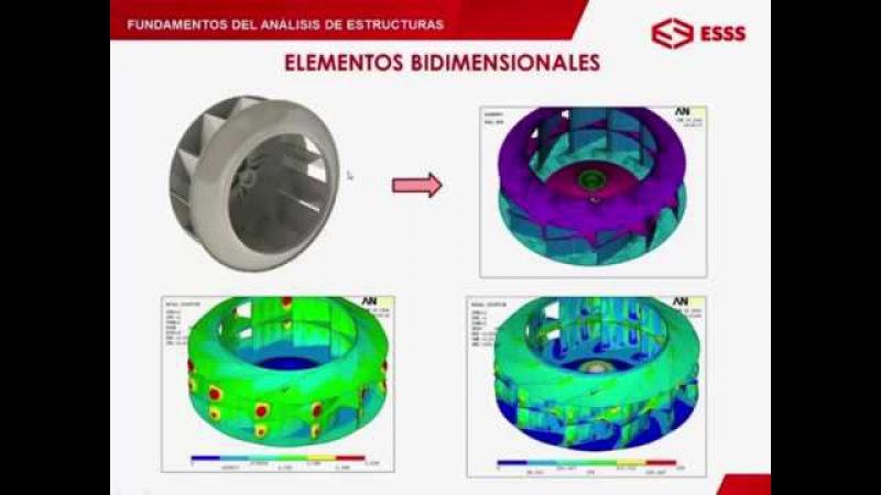 Curso Introducción a la Simulación Estructural Módulo I ANSYS ESSS