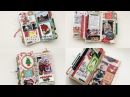 December Daily 2016 Completed Book - TN Style - Flip Through