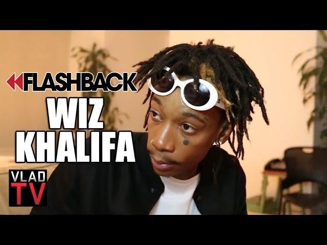 Flashback: Wiz Khalifa: I've Been Arrested for Weed 21 Times