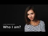 Who I am? Graphic designer Ilona Kravchenko (Upwork)