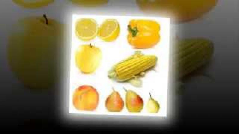 50 продуктов для похудения калорийность овощей фруктов круп и орехов
