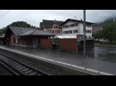 по Швейцарии (Chur - St.Moritz)