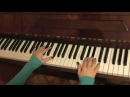 Dexter soundtrack - Blood Theme piano cover by Diana