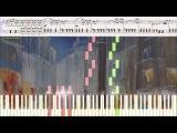 Adagio - Eleni Karaindrou (Ноты и Видеоурок для фортепиано) (piano cover)