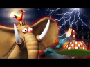 SCARY HALLOWEEN NIGHT | GAZOON | Scary Halloween Cartoons Compilations for Children | HooplaKidzTV!!