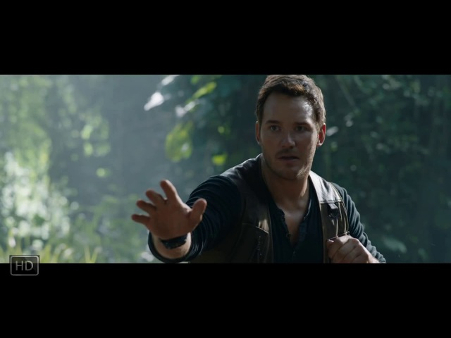 Трейлер 1 Мир юрского периода Потерянное королевство Jurassic World Fallen Kingdom, 2018