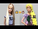 Barbie Hair 😘 Barbie Doll Hairstyles and Clothes 😘 Barbie Doll Makeover 15