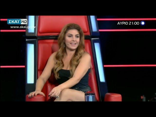 Έλενα Παπαρίζου - The Voice of Greece (TV Trailer | Επεισόδιο 7)
