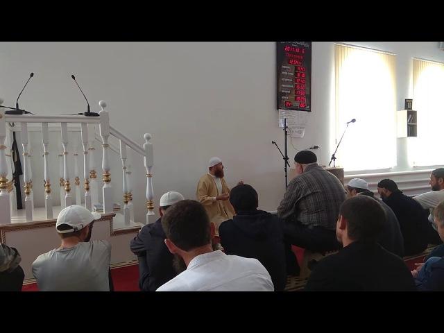 Али Асланов - Таухид ар Рубубия признание Аллаха единственным Творцом и путевод ...