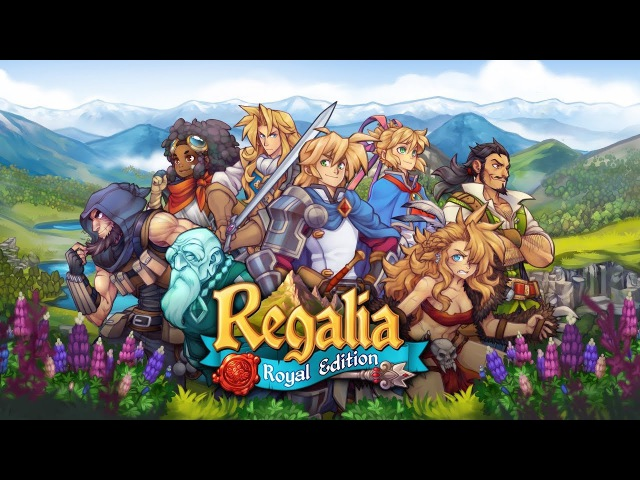 Regalia: Of Men and Monarchs - Royal Edition (PS4, Xbox One, Nintendo Switch)