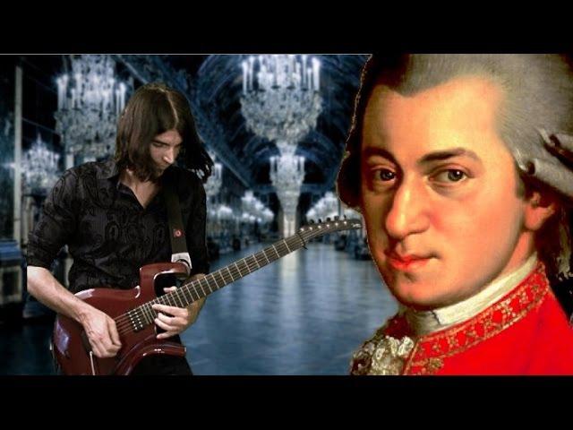 Turkish March Mozart Dan Mumm Classical Shred Guitar