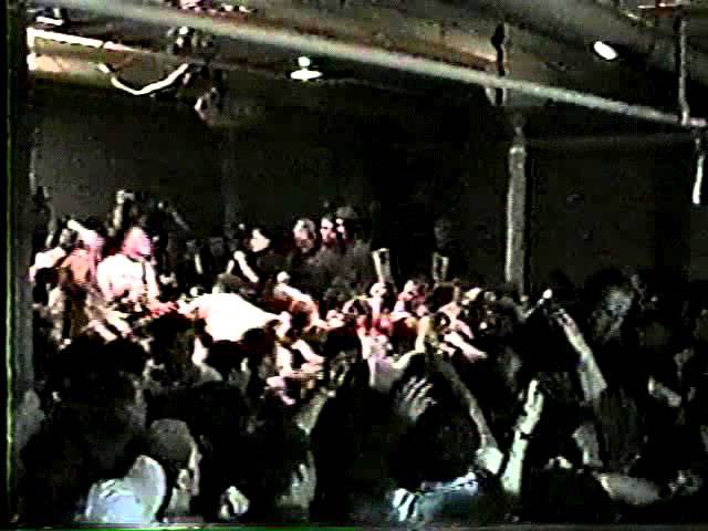 Shark Attack Live at Posi Numbers Fest 2001 Wilkes Barre PA