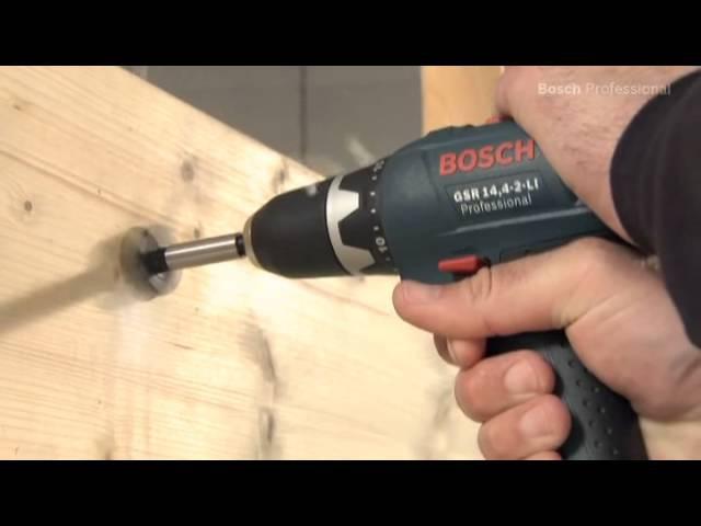 Bosch GSR 14,4-2-LI Professional Cordless DrillDriver