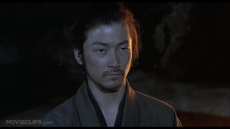The Blind Swordsman Zatoichi (1011) Movie CLIP - Zatoichi vs