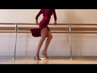 Сагдиана Хамзова. Аргентинское танго. Женская техника