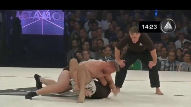 Джош Барнетт против Дина Листера (Josh Barnett vs Dean Lister   Metamoris 4 (August 9, 2014))