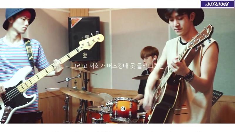 [BOYZ ROCK] Teaser _ 윈드폴(WINDFALL)
