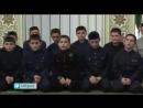 Чтение мавлида муталимами школы хафизов имени Табарик Байсултановой
