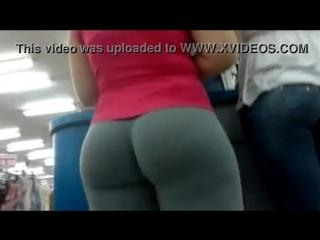 Попка в лосинах videos